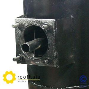 منبع اگزوز لودر ولوو L90/L120/4400/4500