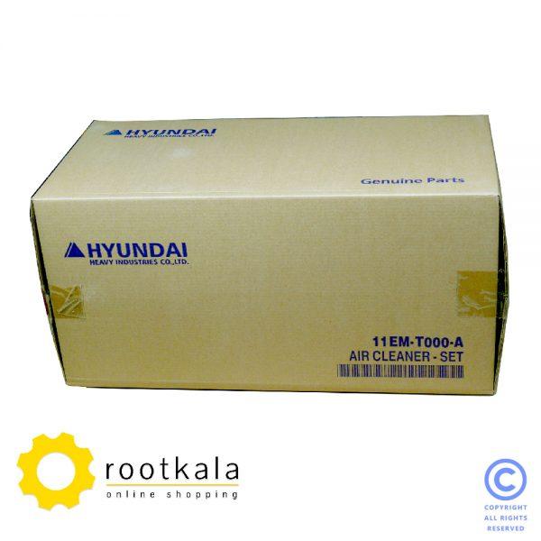 فیلتر هواکش بیل مکانیکی هیوندای R210-7