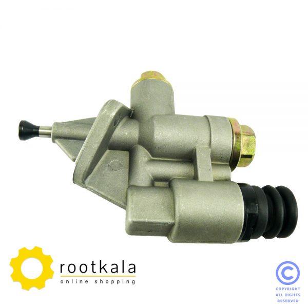 پمپ سه گوش موتور بیل مکانیکی هیوندای R320-7