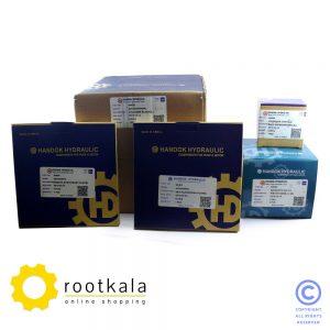 روتاری گروپ پمپ هیدرولیک کاوازاکی بیل مکانیکی هیوندای R520-7