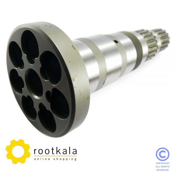 شافت پمپ هیدرولیک بیل مکانیکی هیتاچی (بلند)