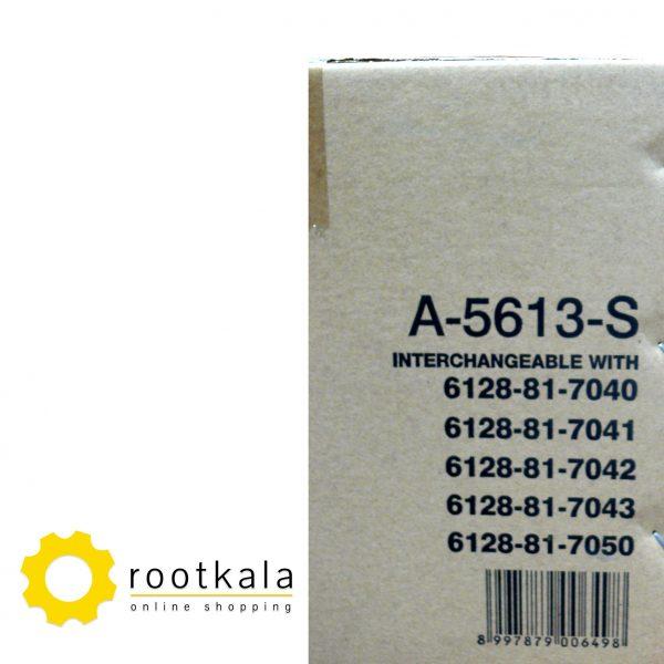 فیلتر هواکش بلدوزر کوماتسو D155 ساکورا A-5613-S