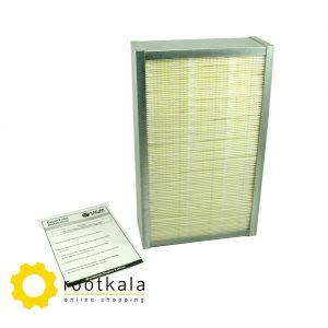 فیلتر تصویه هوای کابین لودرهای کوماتسو ساکورا CA-56100
