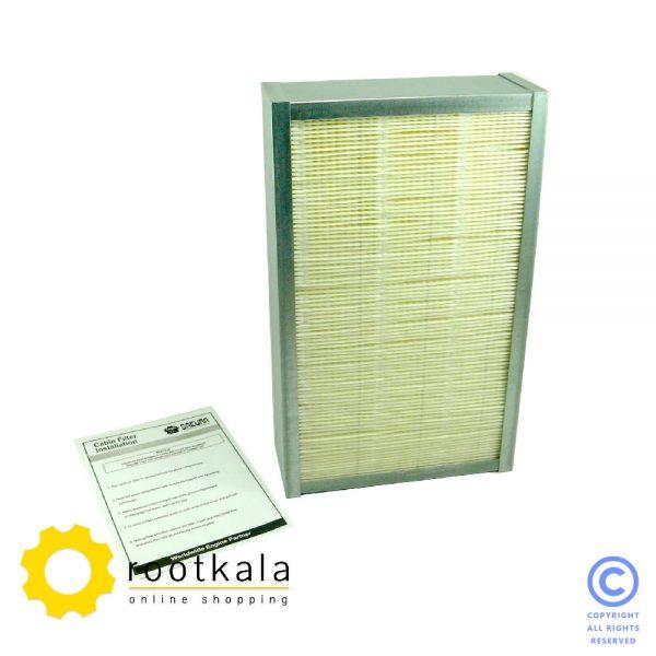 فیلتر تصفیه هوای کابین لودرهای کوماتسو ساکورا CA-56100