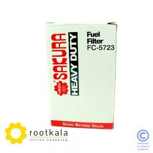 فیلتر گازوییل لودر ولوو ساکورا FC-5723