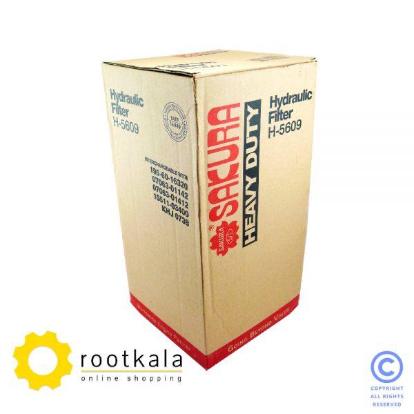 فیلتر هیدرولیک کوماتسو ساکورا H-5609