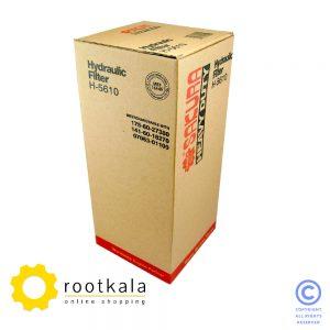 فیلتر هیدرولیک بلدوزر کوماتسو D155 ساکورا H-5610