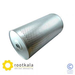 فیلتر روغن سطلی موتور بلدوزر کاترپیلار کوماتسو D155 ساکورا O-5704