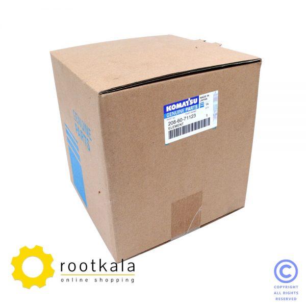 فیلتر هیدرولیک بیل مکانیکی کوماتسو PC400-7