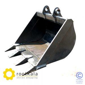 باکت بیل مکانیکی کوماتسو PC200/220-7 (عرض 110 سانتیمتر)