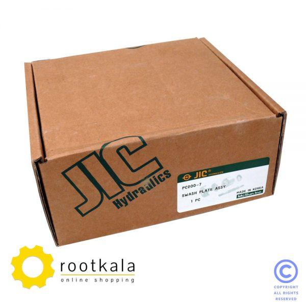 بالانسر و برنجی بیل مکانیکی کوماتسو PC200-7