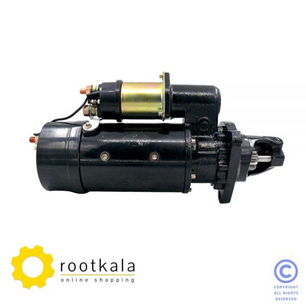 استارت کامل موتور لودر ZL50 شانگهای دیزل